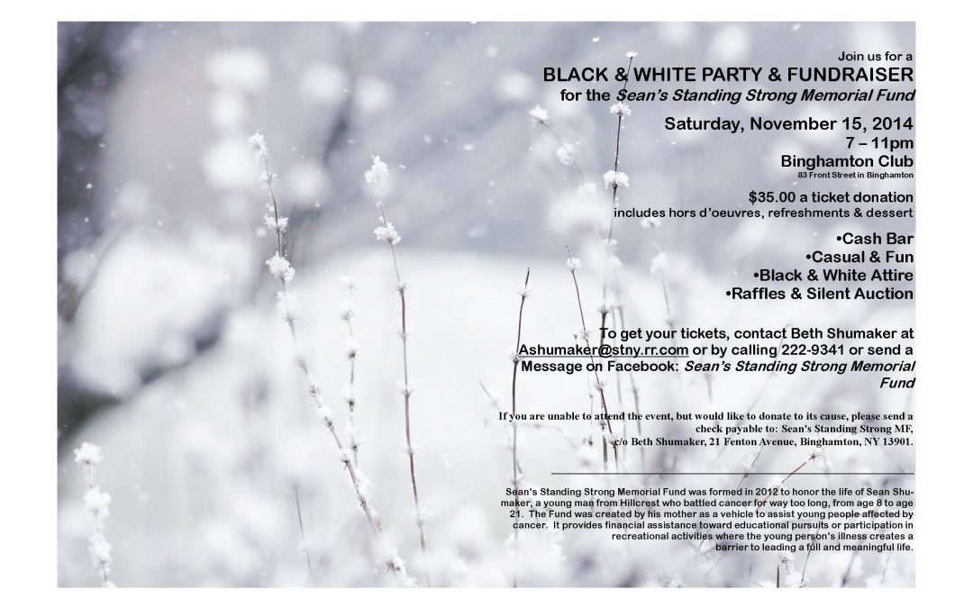 2nd Annual Black & White Party